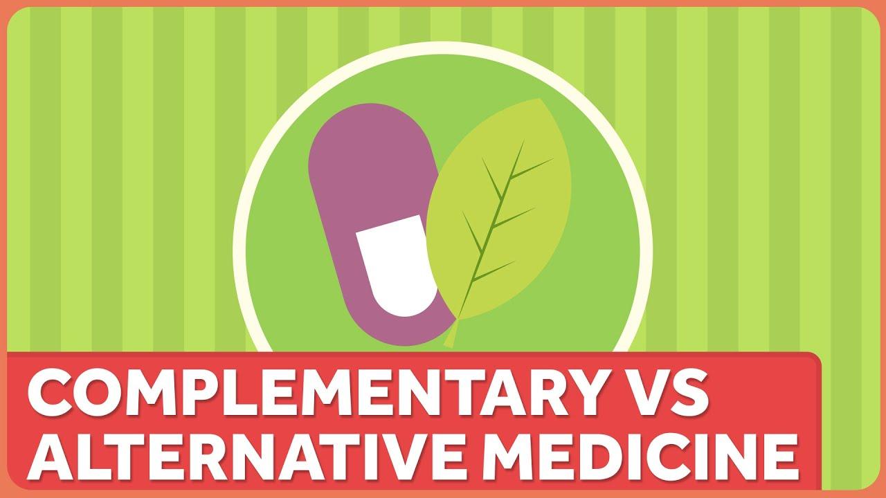 A brief introduction to alternative or holistic medicine