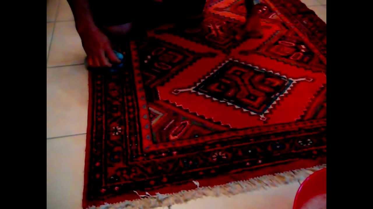 Non lavare tappeto in giardino lava a casa senza - Lavare i tappeti in casa ...