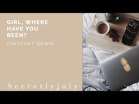 WHERE HAVE YOU BEEN? || Conversations with Secretlyjuly
