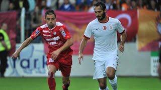 FUTBOL | V. Steyr 1 - 3 Galatasaray Maçın Özeti ve Golleri(Avusturya Kampı'ndaki İlk Hazırlık Maçı)