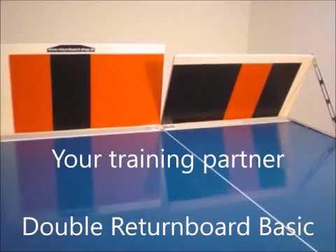 Bordtennis Trening Leter du etter en treningspartner?