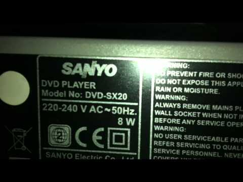 how to hack a dvd player make it any region
