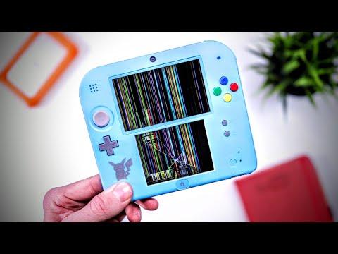 Faulty EBAY Pokemon Nintendo 2DS - Can I Fix It?