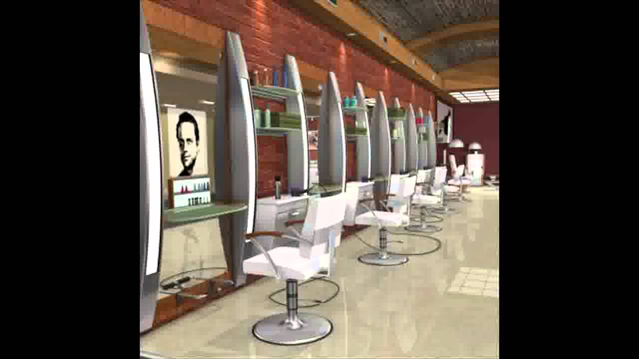 Salon Station Ideas