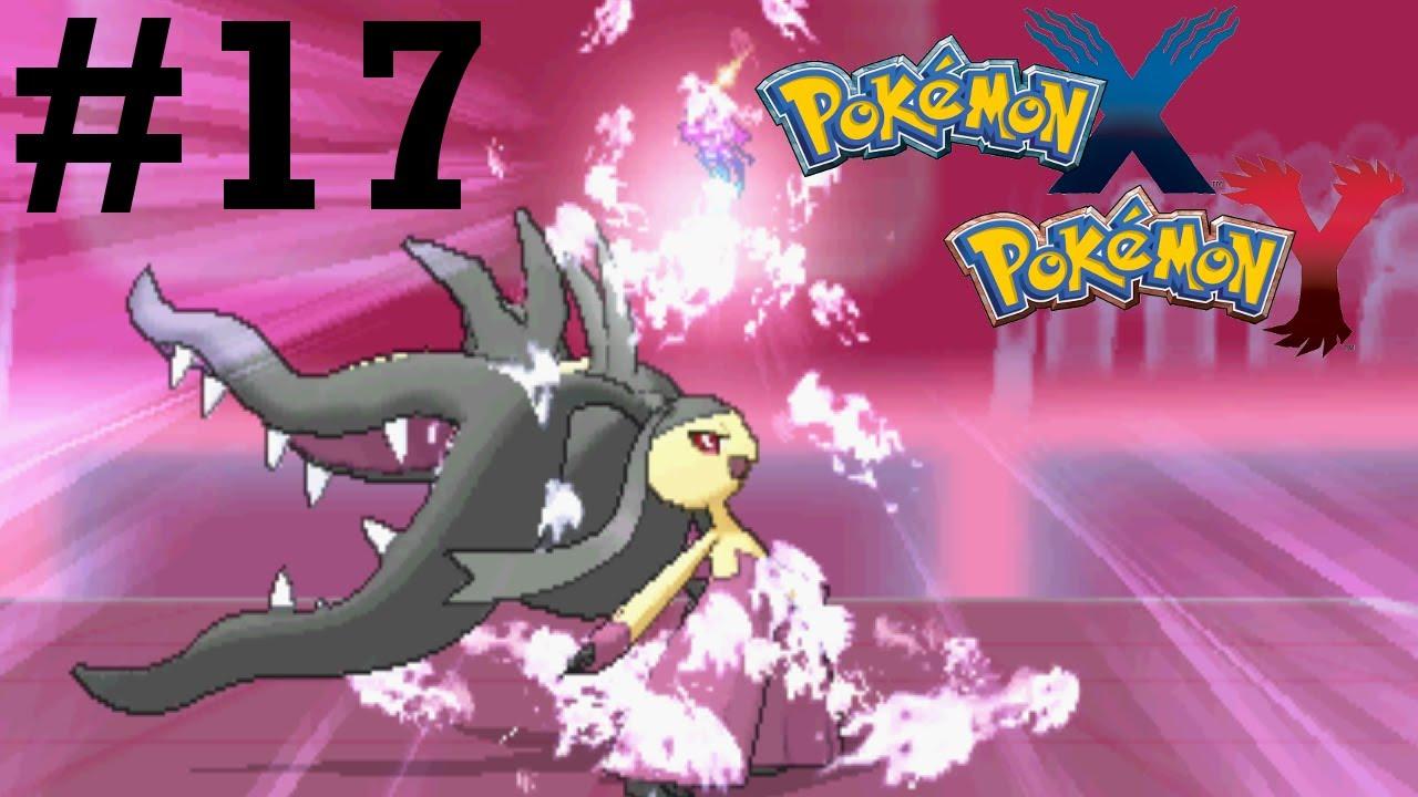 Pokemon X and Y Battle #2 - YouTube