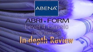 "Abena Abri-Form 4 ""Classic"" Adult Diaper In-Depth Review #incontinence #adultdiaper"