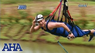 AHA!: The Drop Zone experience at Dahilayan Adventure Park