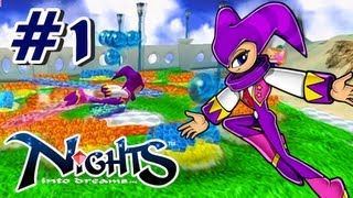 NiGHTS Into Dreams - HD - Part 1