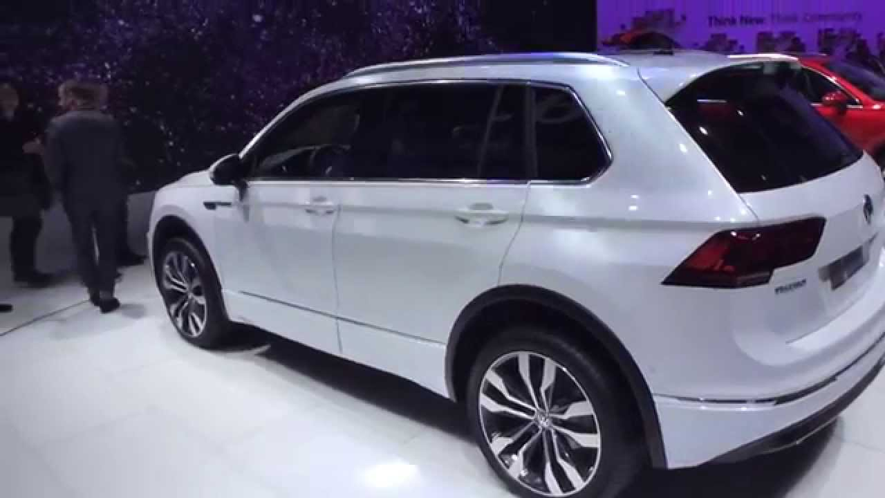 2015 iaa vw tiguan ii 2 0 tdi r line 39 39 clean diesel 39 39 see also playlist youtube. Black Bedroom Furniture Sets. Home Design Ideas