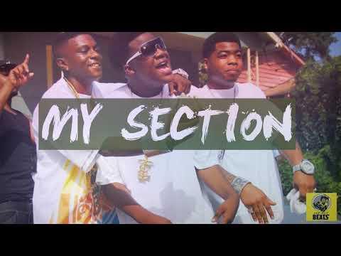 Lil Phat Type Beat | Webbie - My Section (Prod. By Wild Yella)