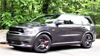 Dodge Durango SRT 392 Road Test & Review by Drivin