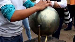 Experimentos en Medio Mundo, inti ñan, Ecuador