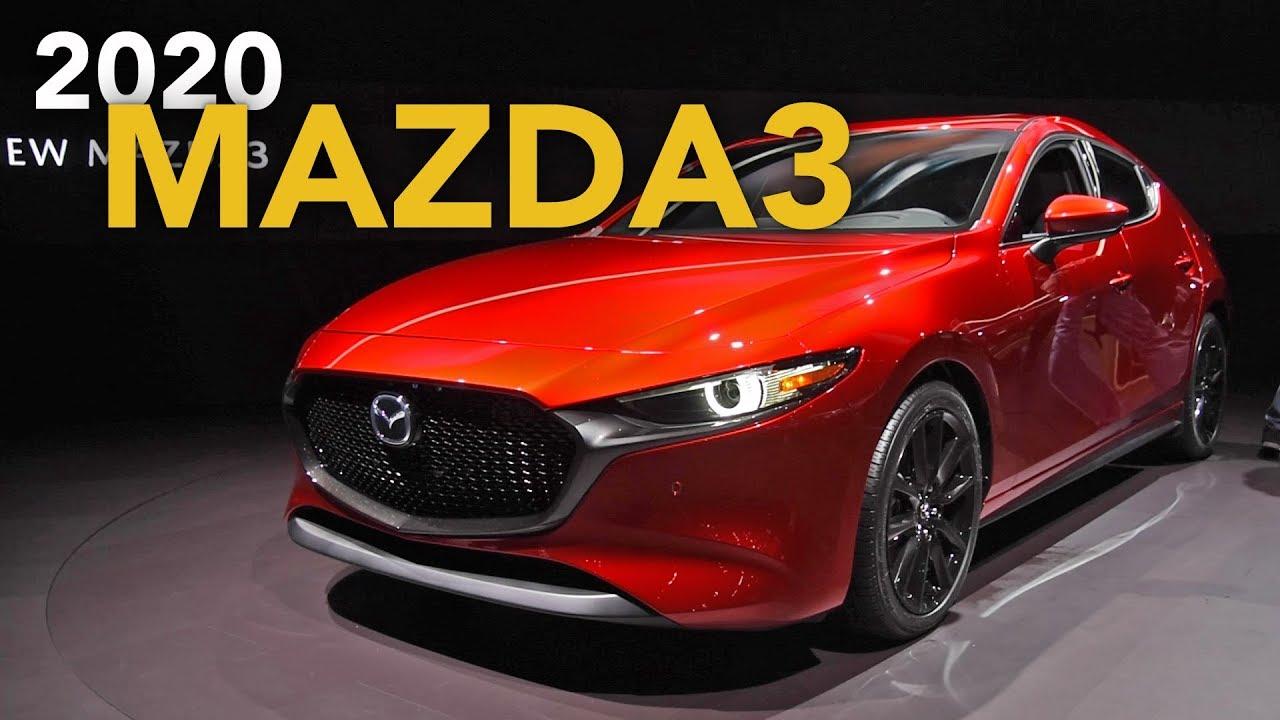 2020 mazda3 first look - 2018 la auto show - youtube