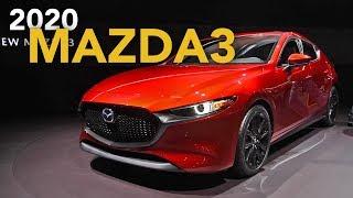 2020 Mazda3 First Look - 2018 LA Auto Show