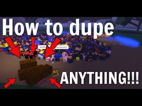LUMBER TYCOON 2 DUPLICATE (EVERY ITEM) WITH NO LAG
