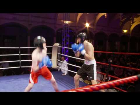 WCA: Harry Thompson vs Sean Rice