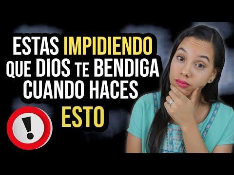 4 Cosas Que IMPIDEN Que Dios Te Bendiga | JustSarah