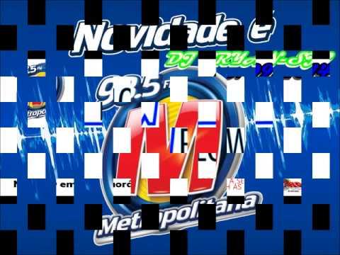 NO FLOW RADIO METROPOLITANA 15/09/2014 (DJ BRYAN-SJP)