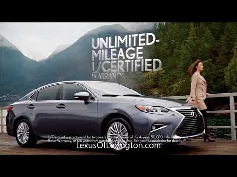 Enjoy Exclusive Savings On An L/Certified Lexus During Our Spring Collection Sales Event