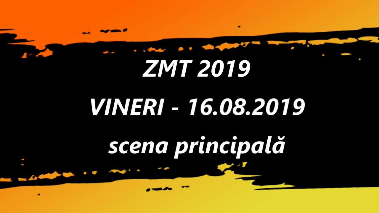 ZMT 2019 - Ziua 1 - Maximilian, Feelings, Loredana (16.08.2019)
