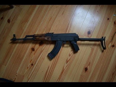 Century Arms AKMS AK47