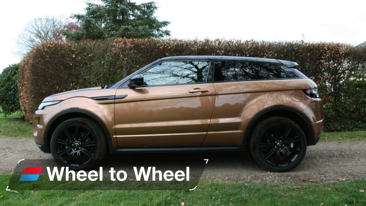 Range Rover Vs Land Rover >> Land Rover Range Rover Evoque vs Mercedes GLA vs Volkswagen Tiguan video 1 of 4 - YouTube