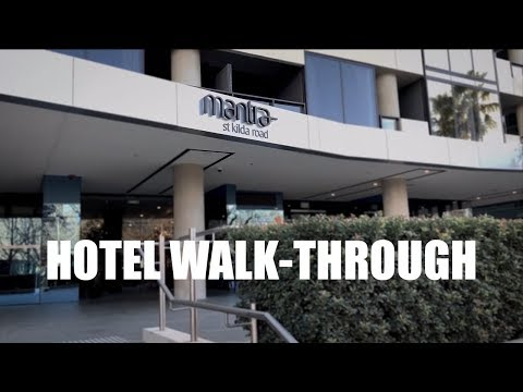 Hotel Walk-through: Mantra, St Kilda Road, Melbourne