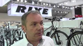 Ispo Bike 2013 - Kalkhoff of Derby Cycle
