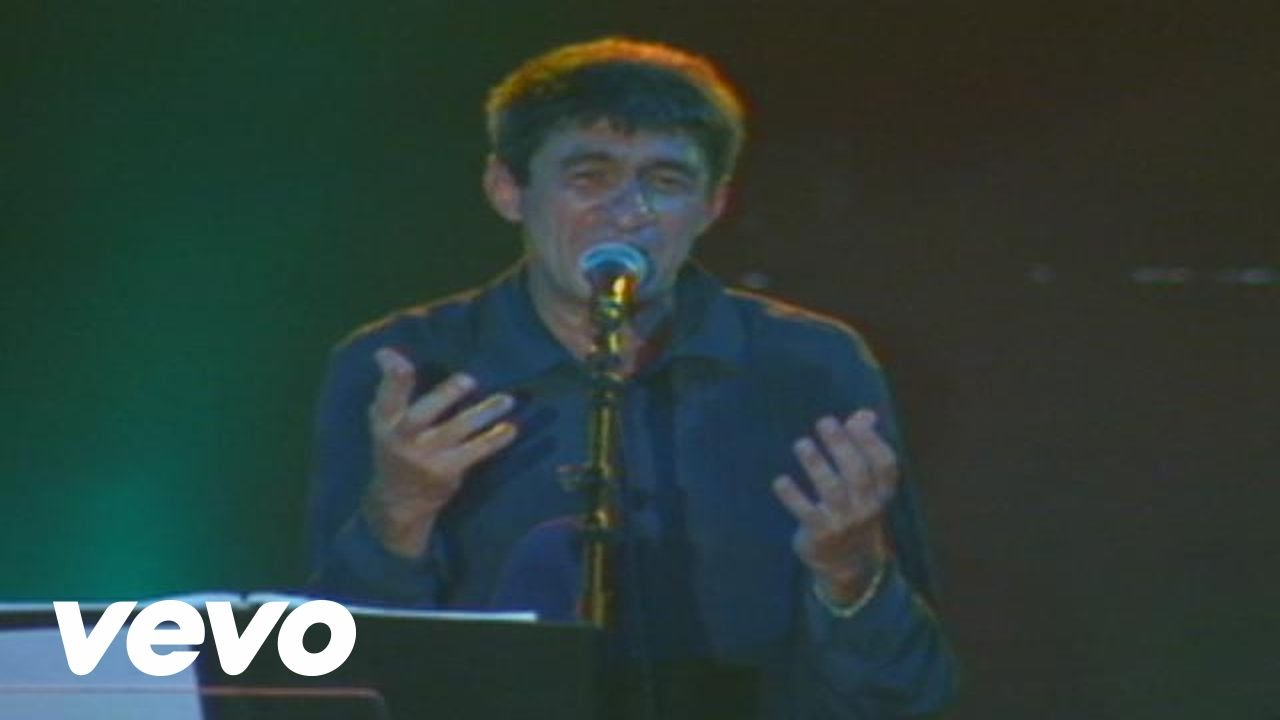 Fagner - Súplica Cearense (Video Ao Vivo)