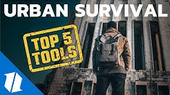 Top 5 Tools for Urban Survival