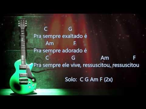 Pra Sempre - Fernandinho(Cifra e Letra )