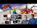 The Ultra Escape Buggy - THE LEGO MOVIE 2 - 70827 & 70829 Designer Video