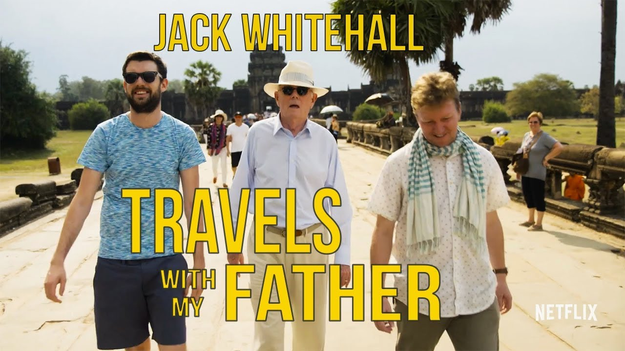 Jack Whitehall - Travels With My Father - Trailer Netflix - 2017 HD