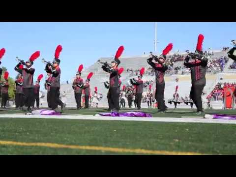 UIL Area Marching Band Contest 2017