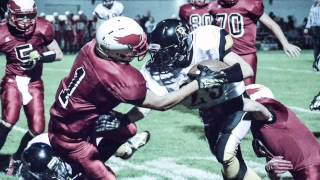 Royall Panther Football-Come With Me Now 2014