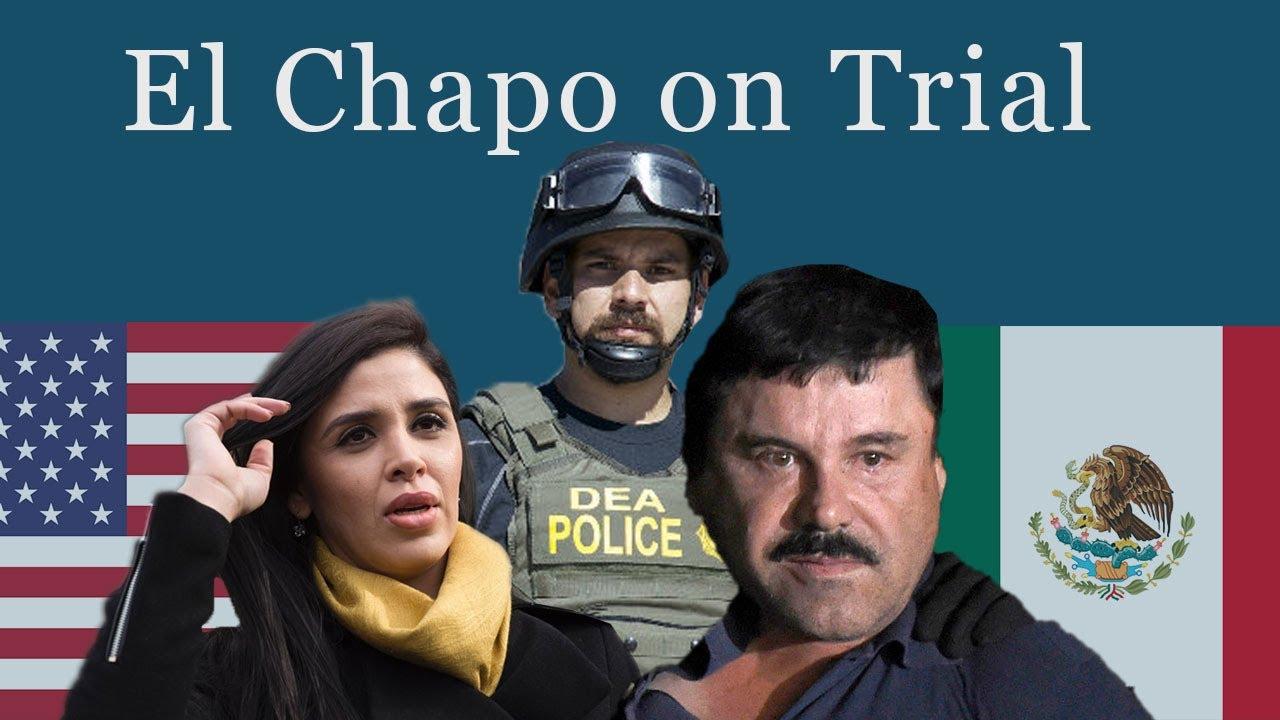 CBSN: El Chapo on Trial