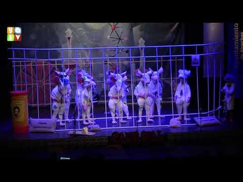 Prueba conmigo Chirigota de Castellar Carnaval 2020