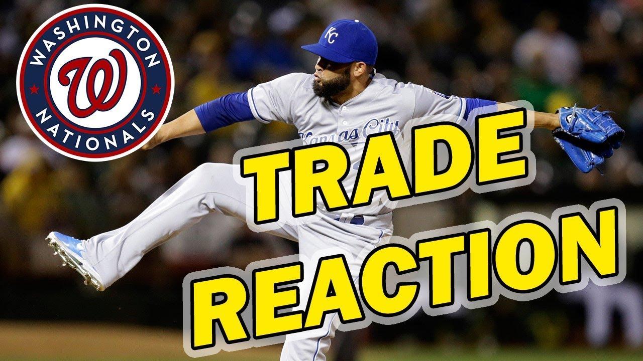 Reactions to the Kelvin Herrera trade