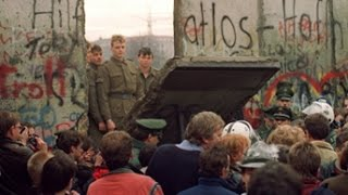 The Day The Berlin Wall Fell    (Army Days 6)