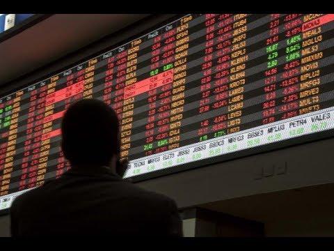 A Crise do Dólar - É o Fim dos Emergentes? (O Brasil e o Dólar Desabam)