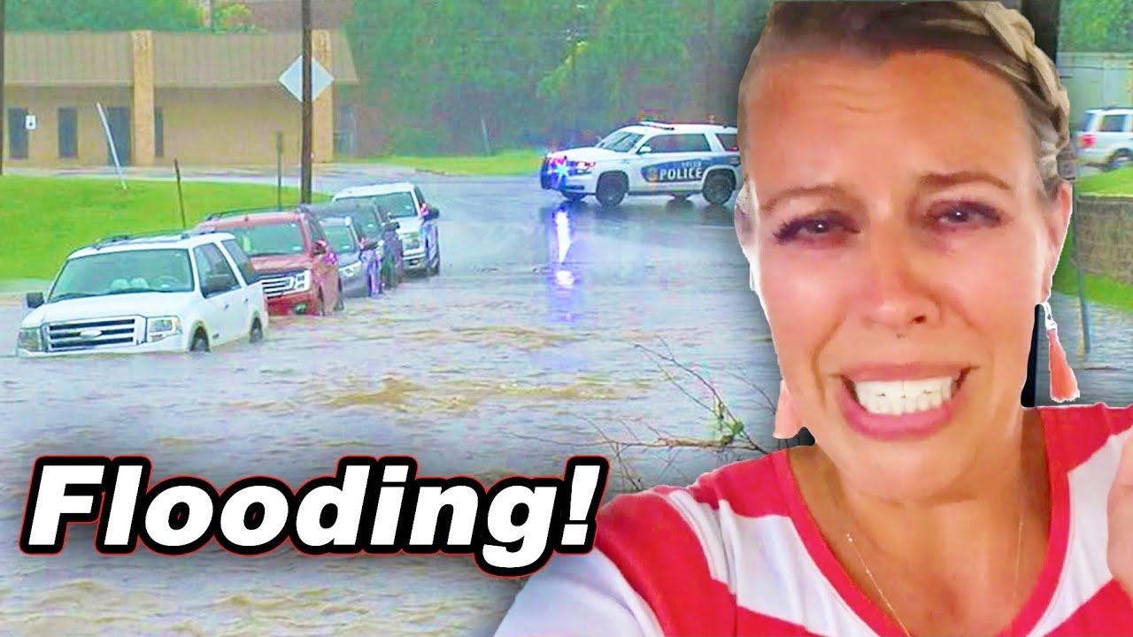 Download Heavy Rainstorm Flooded Our Streets!