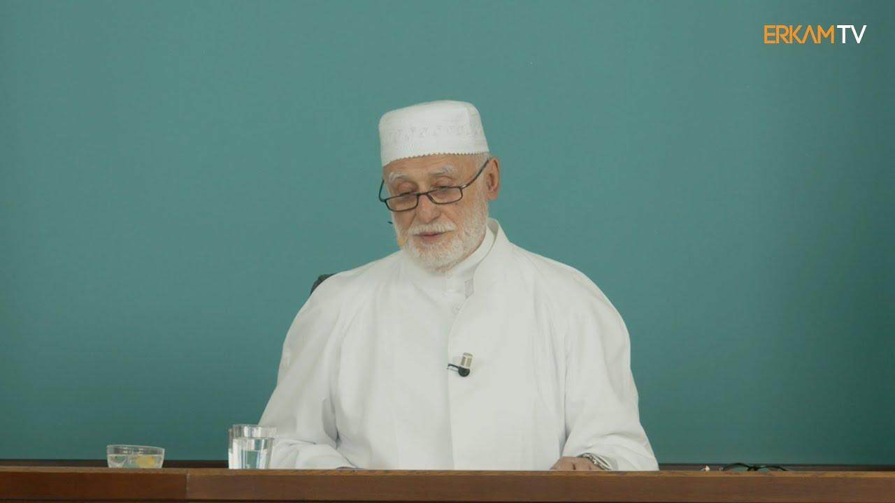 10 Ağustos 2020 Sohbeti - Osman Nuri Topbaş