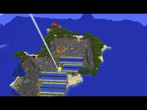 SciCraft Server Tour: Industrial Livestock Production