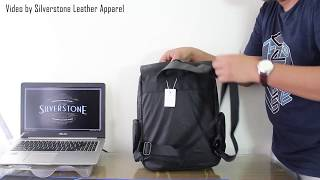 Tas CKJ 261 Video Preview by Silverstone Leather Apparel