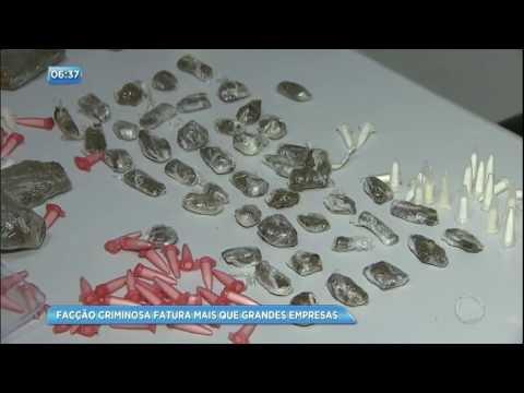 Ministério Público descobre faturamento milionário do PCC