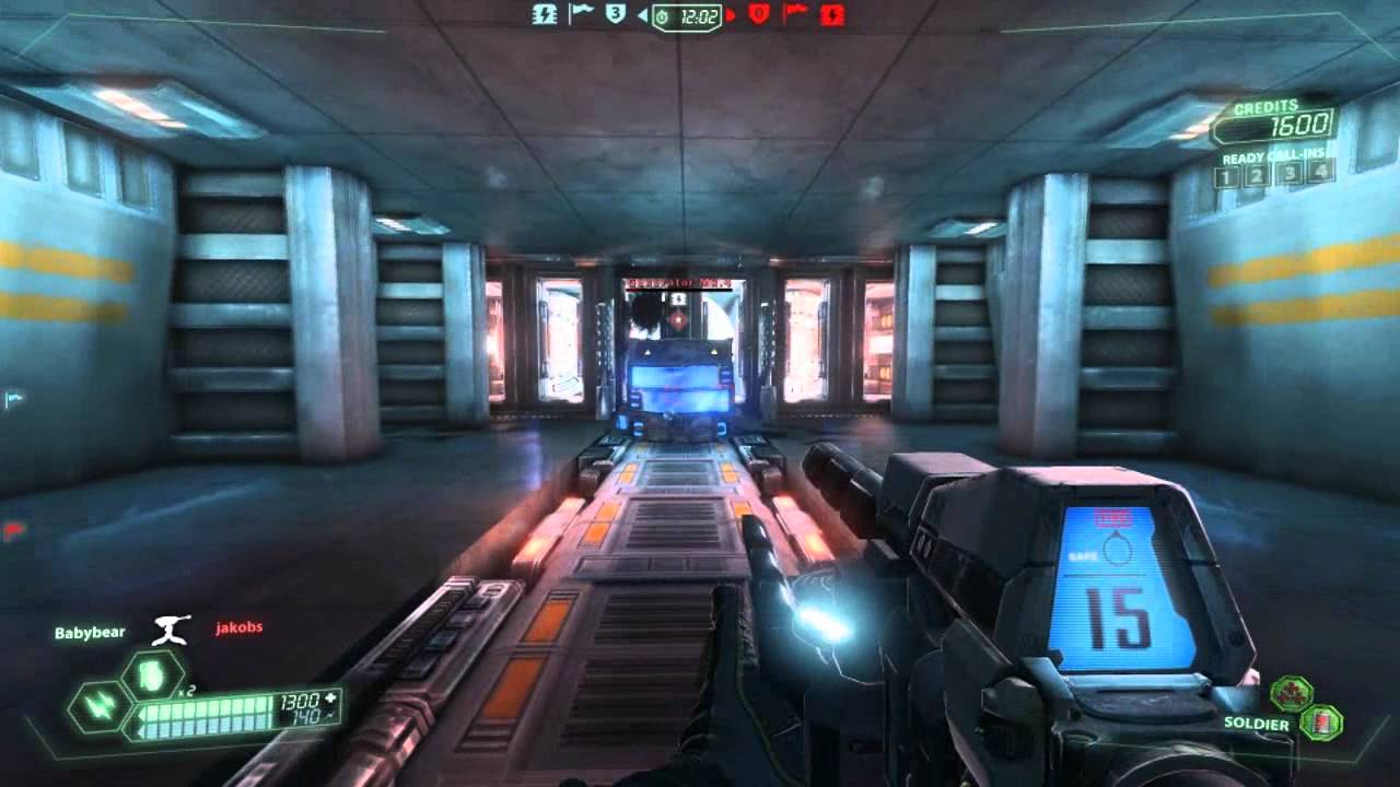 Tribes ascend soldier twinfusor drydock youtube.