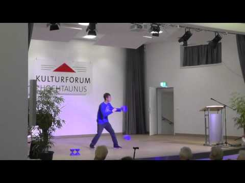 Diabolo live-performance In Weilrod - Kulturforum Hochtaunus