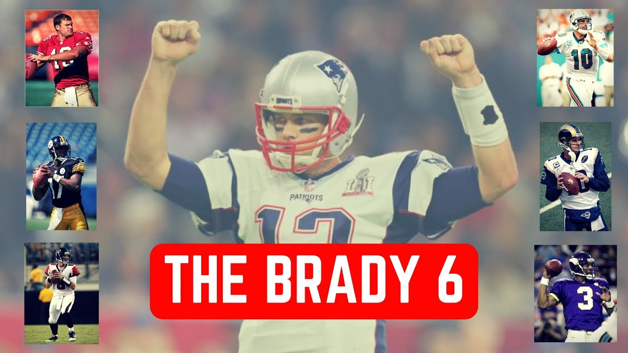 What Happened To The 6 Quarterbacks Taken Before Tom Brady In The ...