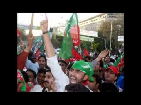 Waya Waya PTI Pashto song by Raja Nadeem  i love PTI