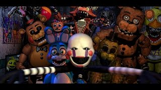 Ешь или умри! Faif night freddy 2